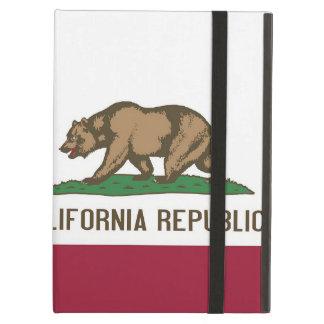 カリフォルニア州の旗、米国とのPowis Ipadの場合 iPad Airケース