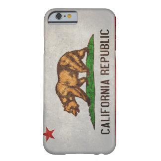 カリフォルニア州の旗 iPhone 6 ベアリーゼアケース