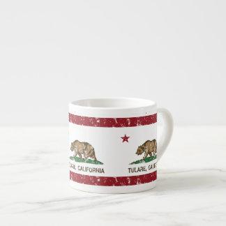 カリフォルニア州の旗Tulare エスプレッソカップ