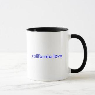 カリフォルニア愛 マグカップ