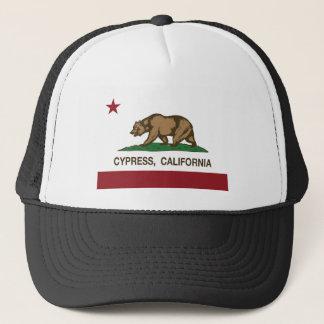 カリフォルニア旗スギ キャップ
