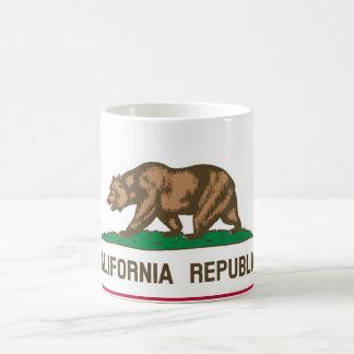 カリフォルニア旗 コーヒーマグカップ
