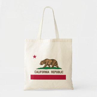 カリフォルニア旗 トートバッグ