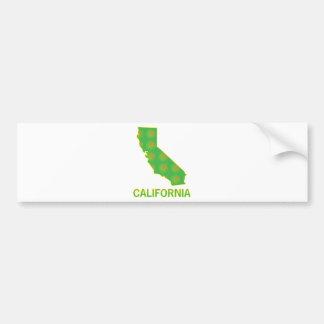 カリフォルニア日曜日 バンパーステッカー