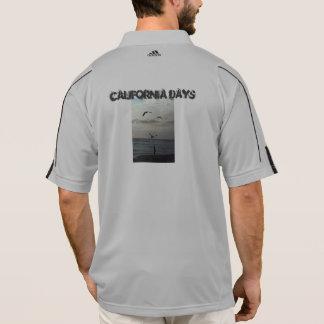 カリフォルニア日 ポロシャツ