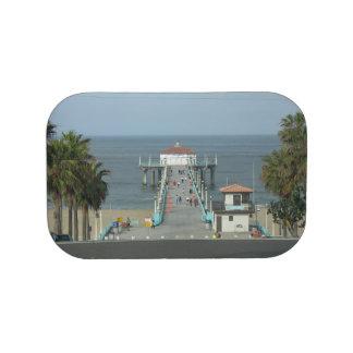 カリフォルニア桟橋のyuboのお弁当箱の面板