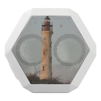 カリフォルニア灯台 ホワイトBluetoothスピーカー