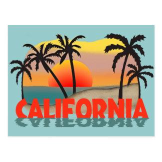 カリフォルニア記念品 ポストカード