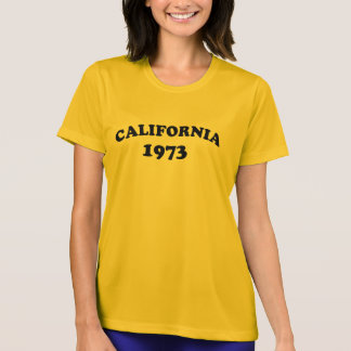 カリフォルニア1973年 Tシャツ