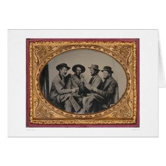 カリフォルニア4人の抗夫(40030) カード