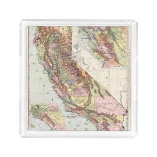 カリフォルニア8 アクリルトレー