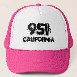 カリフォルニア951市外局番。  帽子のギフトの考え キャップ