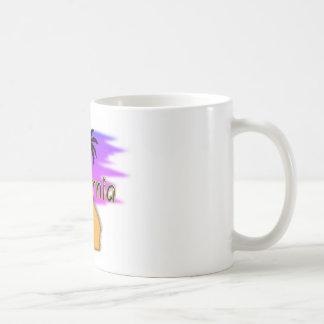 カリフォルニア コーヒーマグカップ