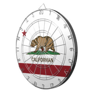 カリフォルニア ダーツボード