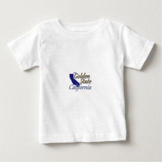 カリフォルニア ベビーTシャツ