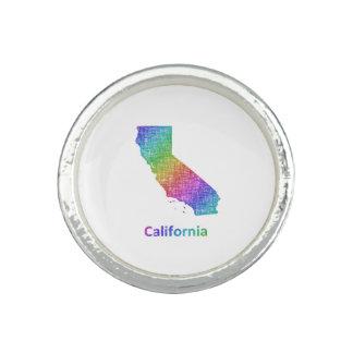 カリフォルニア リング