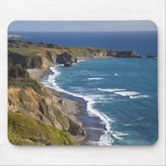 カリフォルニア、米国のSurの大きい海岸線 マウスパッド