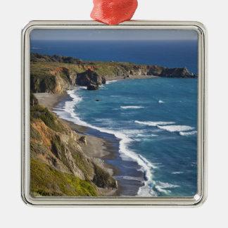 カリフォルニア、米国のSurの大きい海岸線 メタルオーナメント