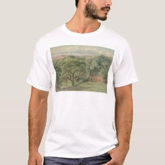 カリフォルニア(0138B)のU.を見落とすバークレー Tシャツ