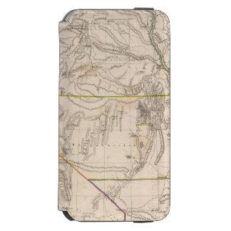 カリフォルニア、Oregan、ユタ、ニューメキシコ Incipio Watson™ iPhone 5 財布型ケース