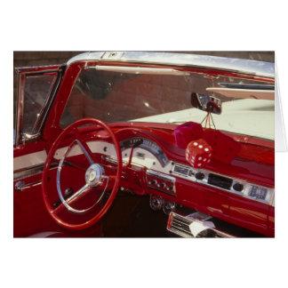 カリフォルニア:  Santa Ynez Valley、Solvang 1957年 カード