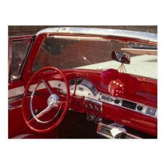 カリフォルニア:  Santa Ynez Valley、Solvang 1957年 ポストカード