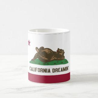 カリフォルニアDreamin コーヒーマグカップ