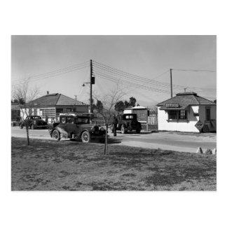 カリフォルニアDreamin': 1939年 ポストカード