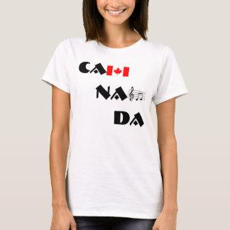カリフォルニアNA DA Tシャツ