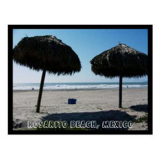 カリフォルニアRosaritoのビーチ、Rosaritoのビーチ、メキシコII ポストカード