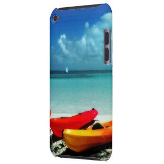 カリブのなカヤックのiPodの穹窖の箱 Case-Mate iPod Touch ケース
