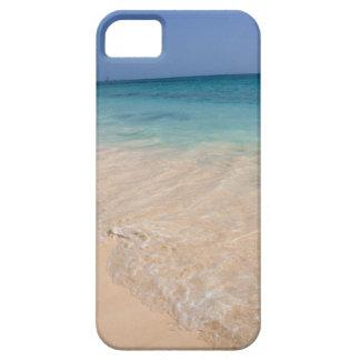 カリブのな水iPhone 5の場合 iPhone SE/5/5s ケース