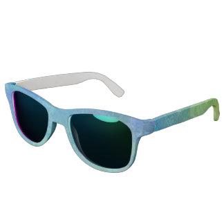 カリブのな青緑の緑のサングラス サングラス