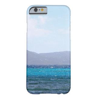 カリブのな青 BARELY THERE iPhone 6 ケース
