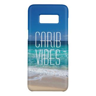 カリブ族の感情の熱帯ビーチのターコイズ水 Case-Mate SAMSUNG GALAXY S8ケース