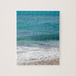 カリブ海のビーチ ジグソーパズル