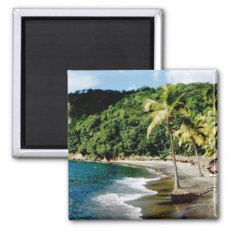 カリブ、小アンティル諸島、西インド諸島の聖者 マグネット