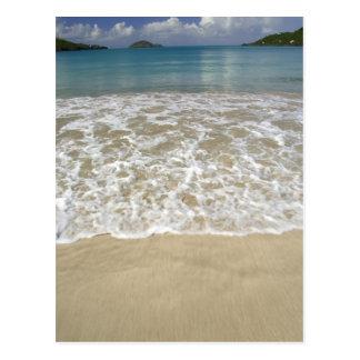 カリブ、米国バージン諸島、セントトーマス、2 ポストカード