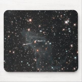 カリーナの星雲の不気味な幽霊 マウスパッド