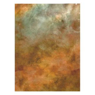 カリーナの星雲の大理石の一見NASAカリーナの星雲Eta テーブルクロス