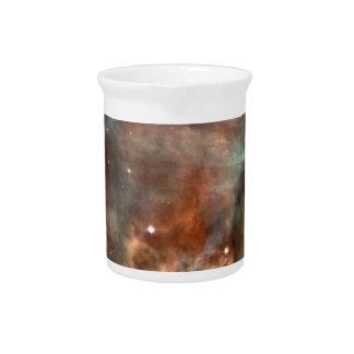 カリーナの星雲の大理石の一見NASA ピッチャー