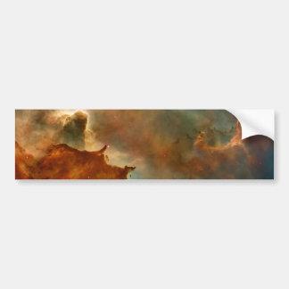 カリーナの星雲の詳細 バンパーステッカー
