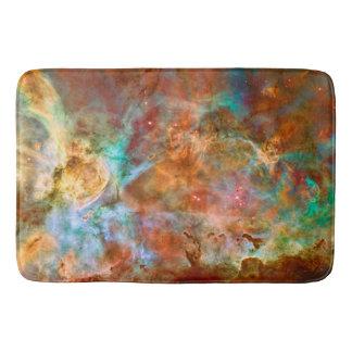 カリーナの星雲、すばらしいハッブルの宇宙の写真 バスマット