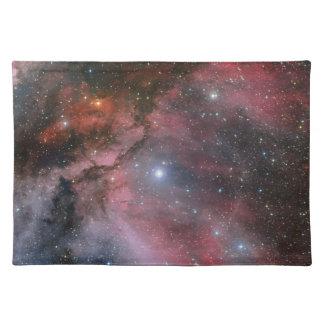 カリーナの星雲、オオカミRayetの星WR 22 ランチョンマット