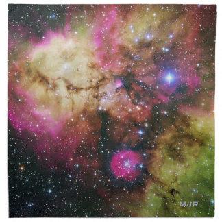 カリーナの星雲-私達の息もつけないほど宇宙 ナプキンクロス
