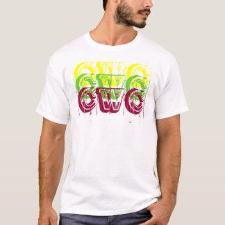 カルガリーの壁のクライマー Tシャツ