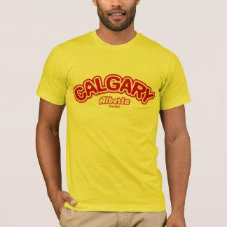 カルガリーの葉 Tシャツ
