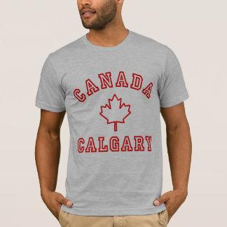 カルガリーカナダ Tシャツ