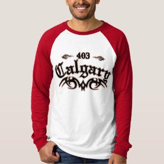 カルガリー403 Tシャツ