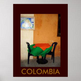 カルタヘナ、コロンビア ポスター